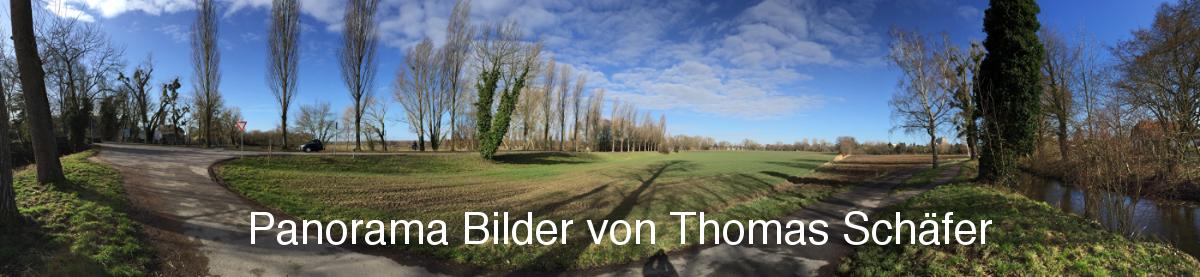 Panorama Bilder von Thomas Schäfer